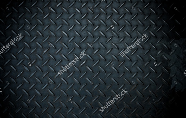 black diamond steel plate Texture