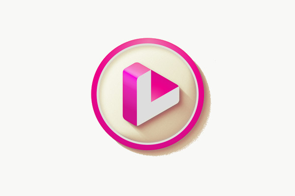 dj L logo symbol