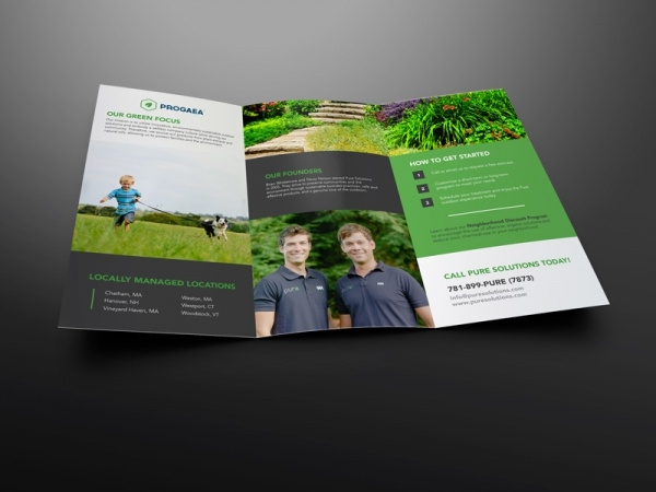 environment Green Solutions Brochure