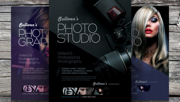 38 Photography Flyer Templates Psd Vector Eps Jpg Download