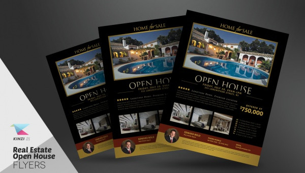 20 Real Estate Flyer Templates Psd Vector Eps Jpg Download