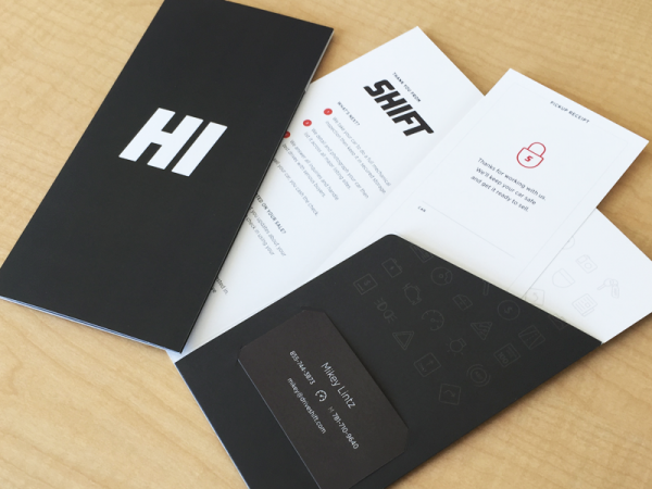 Seller Bi-fold Brochure Design