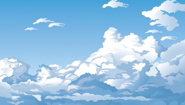 21 sky vectors jpg vector eps ai illustrator download rh freecreatives com sky vector download skyvector weather