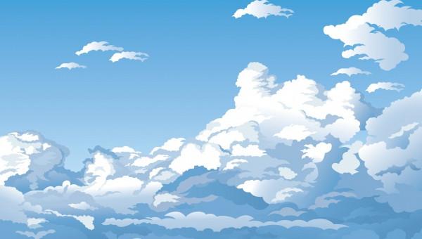21 sky vectors jpg vector eps ai illustrator download rh freecreatives com sky vector readouts skyvector weather