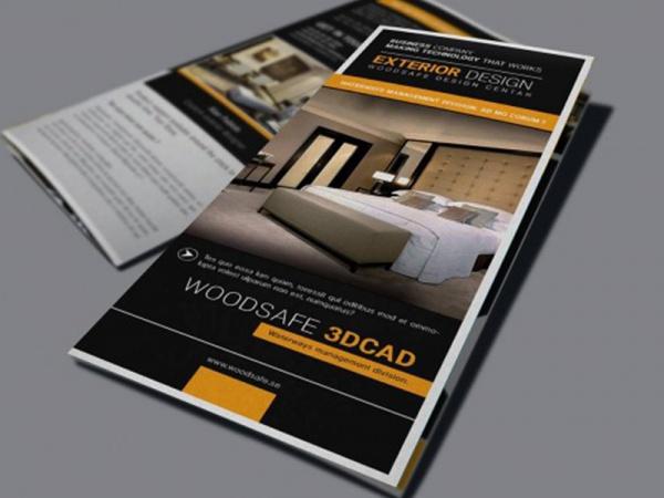 Three Fold for Woodsafe Company