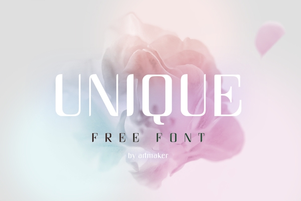 Elegant Passion Unique font