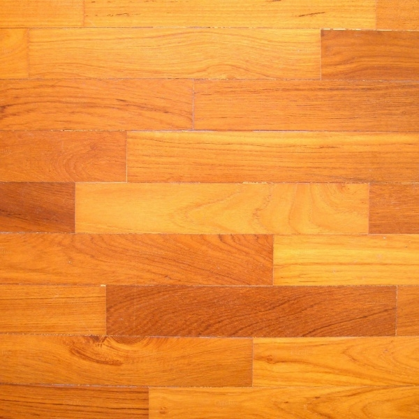 Marine Teak Wooden Floor Pattern