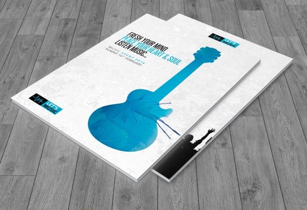 Fabulous Music Festival Brochure