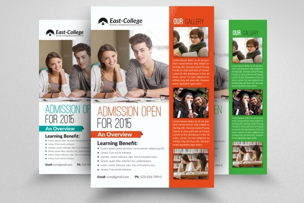 Realistic Tutoring Flyer Template