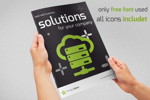Security Systems Bi-Fold Brochure