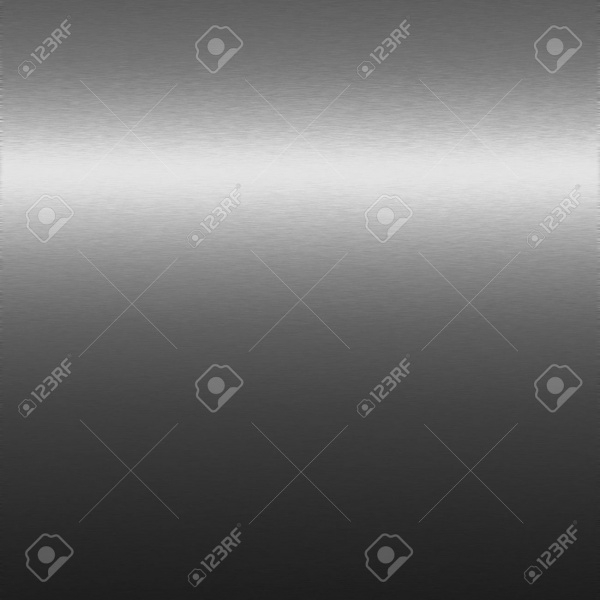 Silver Chrome Texture Background