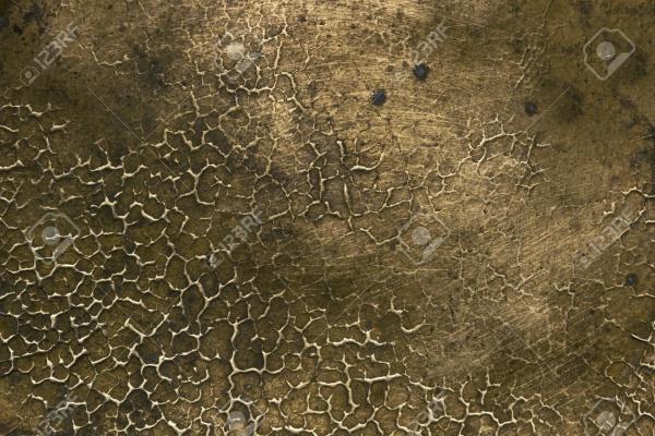 Rusty Brass Seamless texture