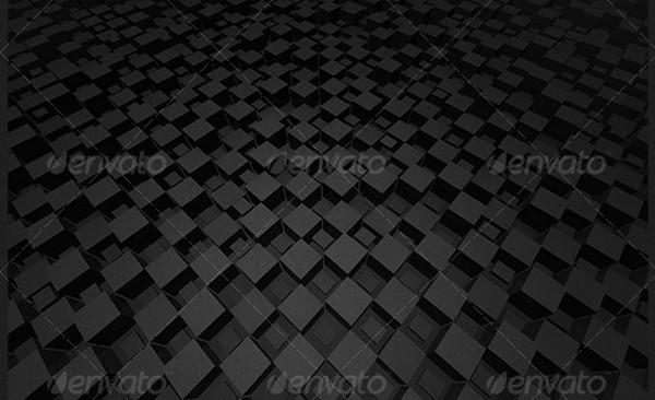 3D Cube Texture Set