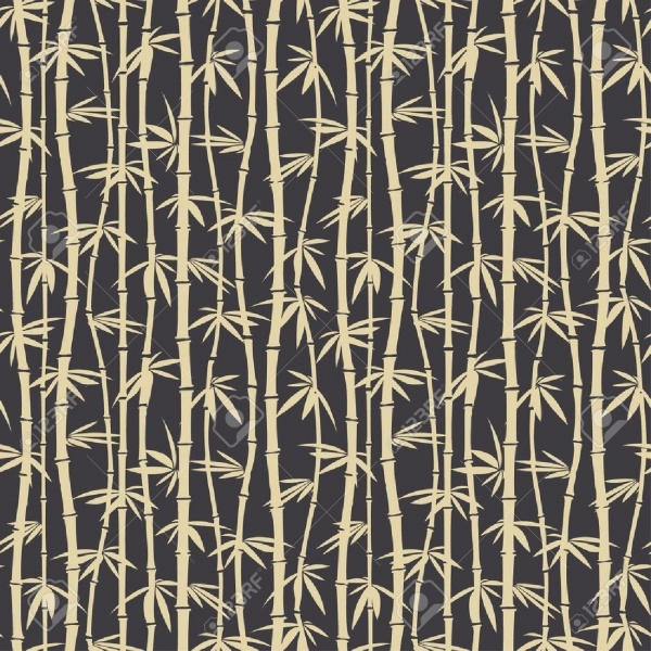 Bamboo Pattern For Photoshop