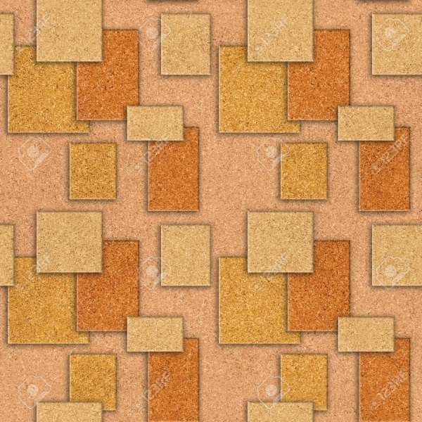 Fabulous Cork Vector Pattern