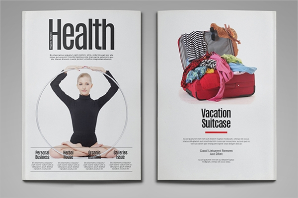 A3 Magazine for Fitness