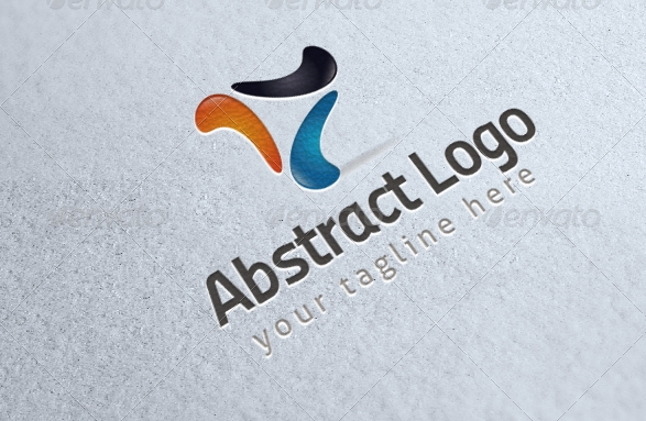 Abstract Engineering Vector Logo