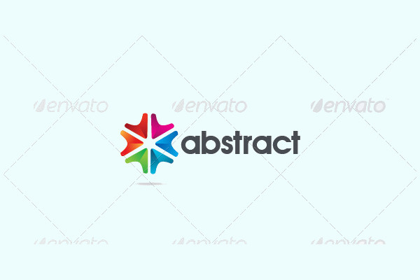 Abstract Logo For Corporate Business