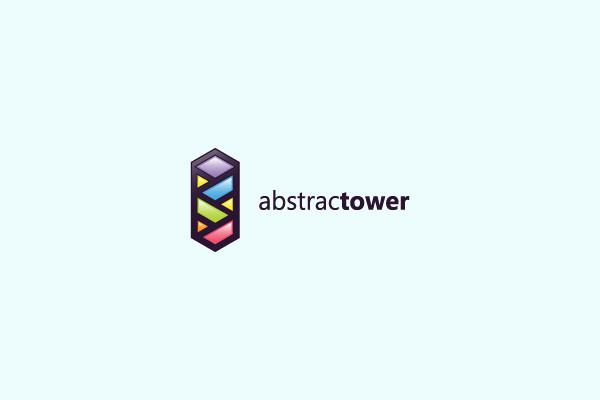 Abstract Media Service Logo