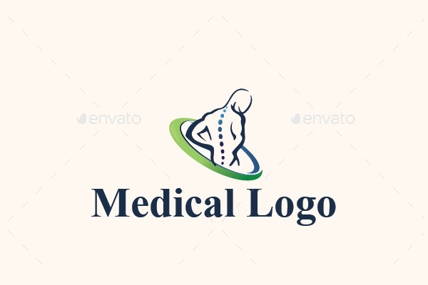 Abstract Medical Logo Design