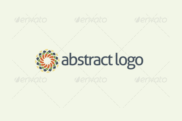 Abstract Organic Logo Design