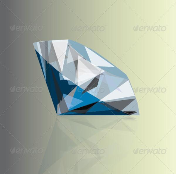 Abstract Vector Diamonds