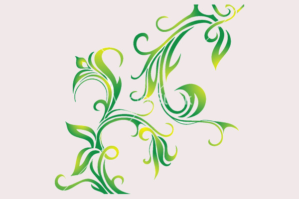 Aesome Cool vine vector