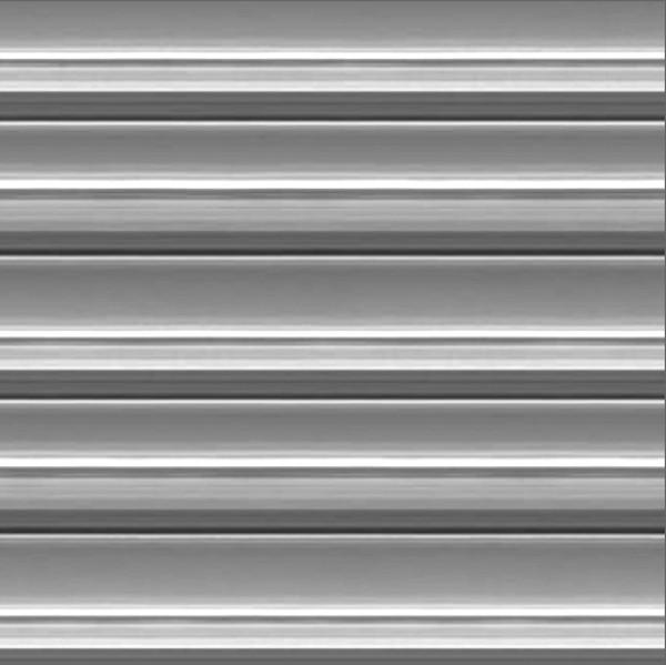 Aluminium Corrugated Metal Texture