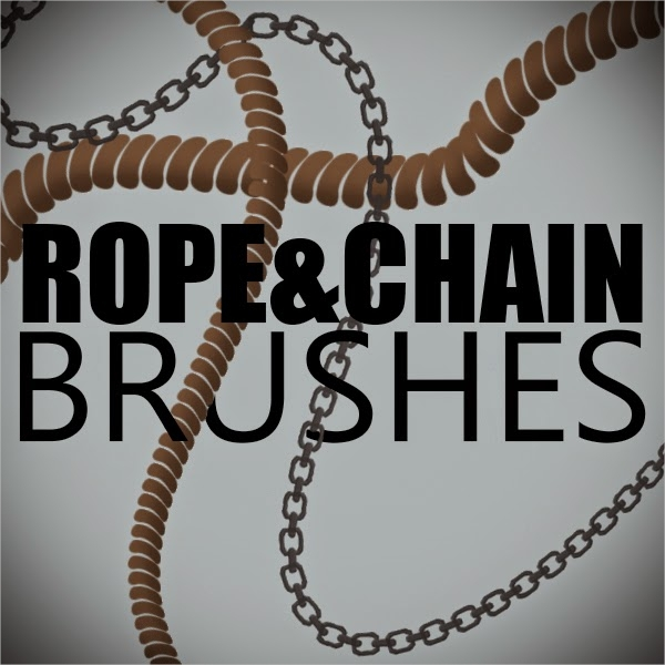 Amazing Chained Rope brushes
