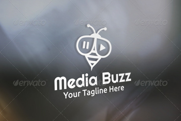 Amazing Media Buzz Logo