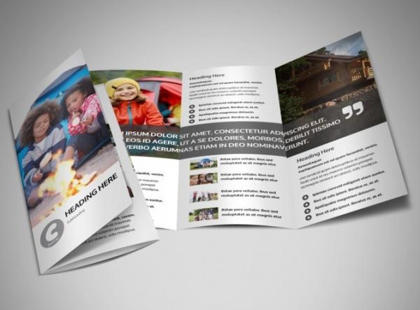 Amazing Summer Camp Brochure