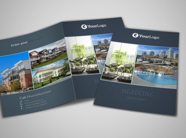 Apartment Brochure Design 21 Apartment Brochures  Psd Vector Eps Jpg Download .