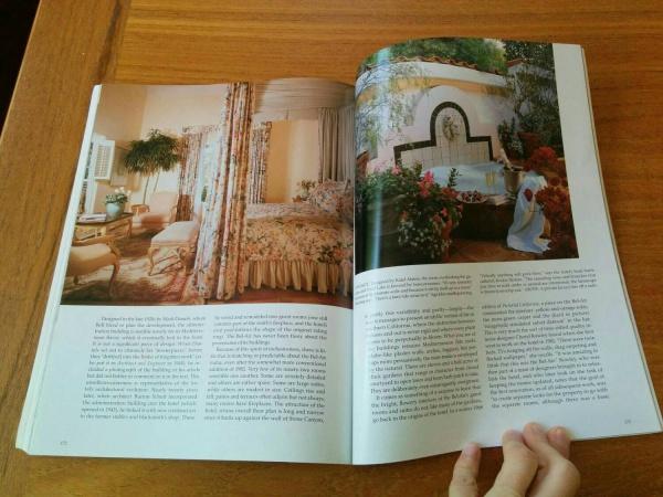Architectural Digest Magzine Design