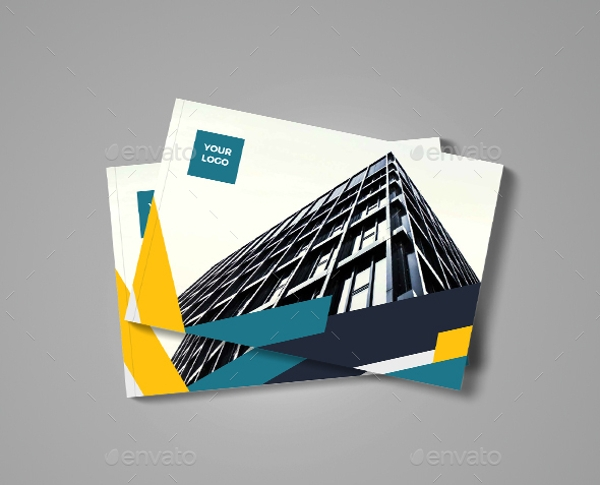 Landscape Brochures  Psd Indd Eps Ai Download