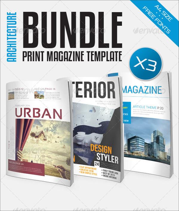 Architecture Magazine Bundle