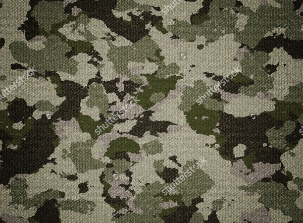 Army Camouflage Cool Texture