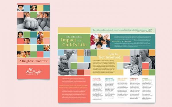 Association For Daycare Children Brochure