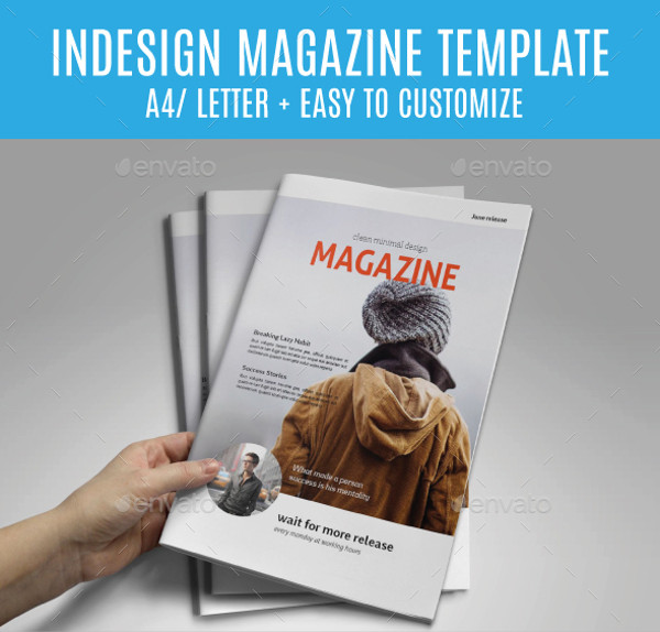 Awesome Corporate Magazine Template