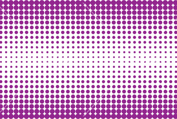 Awesome Halftone Vector Design
