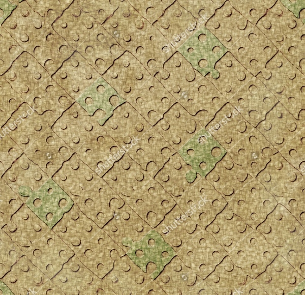 Awesome Handmade Puzzle Texture