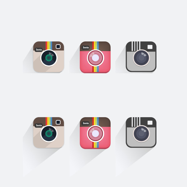 Awesome Mini Camera Icons