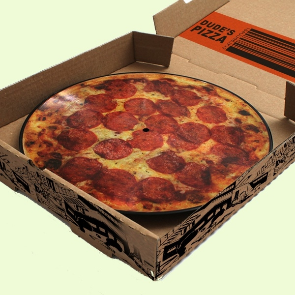 Awesome Pizza Box Design