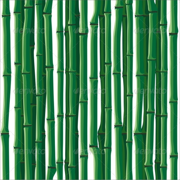 Bamboo Background Pattern