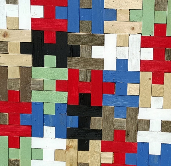 Barn Quilt Puzzle Pattern