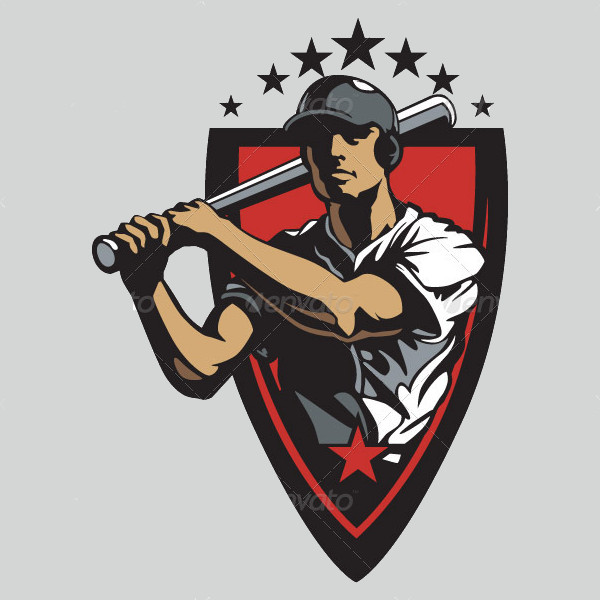 Baseball Bat Vector Illustration