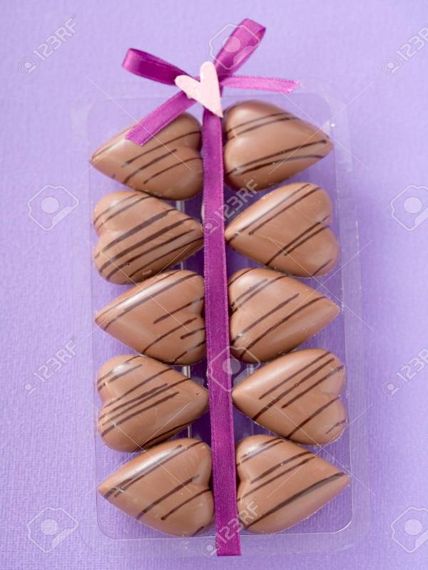 beautiful chocolate packaging design