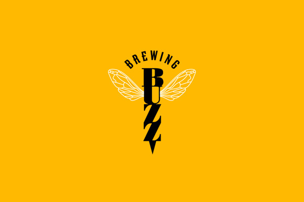 Bee Buzz Brewing Logo