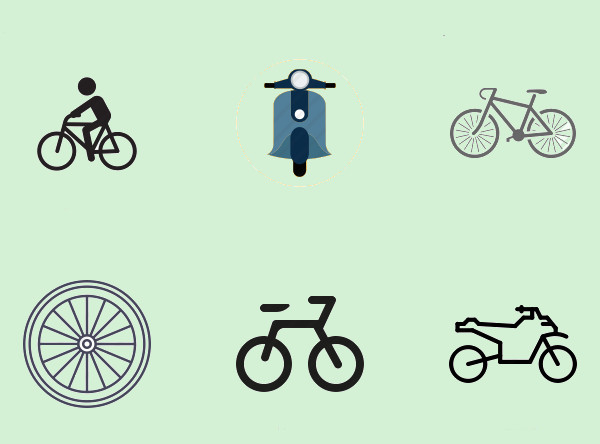 Bike Icons For You