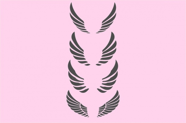 Bird Wing Vector Pack