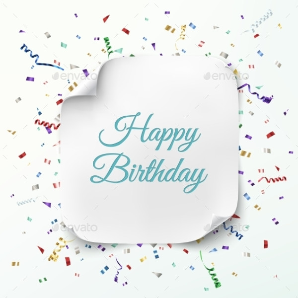 Birthday Card Templates  Psd Vector Eps Jpg Download